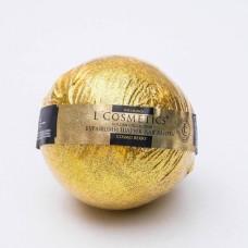 "Бурлящий шар для ванн с пеной ""Cosmo Berry"" L`cosmetics, 130 г"