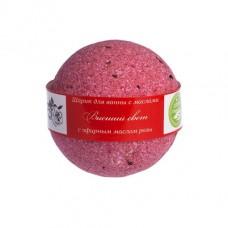 Шарик для ванны с маслами Высший Свет (роза)