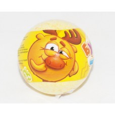 "Бурлящий шарик для ванны ""Смешарики - Банан"""