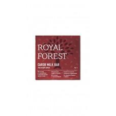 Натуральный шоколад из обжаренного кэроба Лесной орех Royal Forest, 75 г