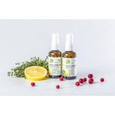 Сыворотка для лица с АНА-кислотами для сухой и чувствительной кожи, 50 мл