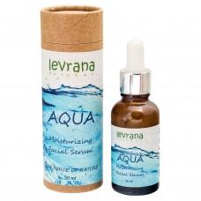 Сыворотка для лица Aqua увлажняющая, 30 мл, Levrana