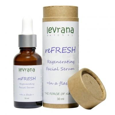 Сыворотка для лица регенерирующая reFRESH, 30 мл, Levrana