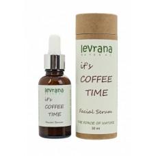 Сыворотка для лица с кофеином Леврана, 30 мл