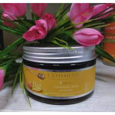 Соляной фито-скраб для тела Медовый L'Cosmetics, 250 мл
