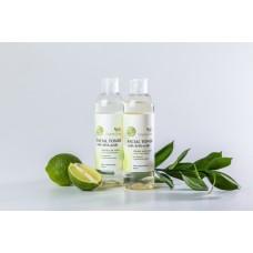 Тоник для лица с АНА-кислотами для жирной и проблемной кожи Organic Zone, 250 мл