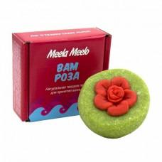 """Пена твёрдая для ванн """"Вам роза"""", 100 г (Meela Meelo)"""