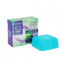 Твердый шампунь для сухих волос Виноград и масла водорослей, 30 г (Бизорюк)