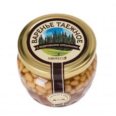Варенье Таежное с орешками 95 мл (Sibereco)