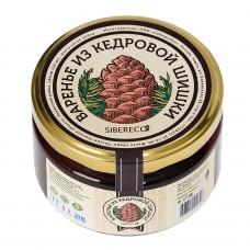 Варенье из Кедровой шишки 220мл (Sibereco)