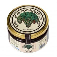 Варенье из сосновой шишки 220мл (Sibereco)