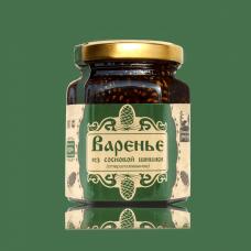 Варенье из сосновых шишек, 250 г (Сибирский Знахарь)