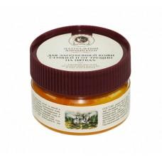 Натуральный жирный крем для загрубевшей кожи и от трещин на пятках, 75 мл (Клеона)