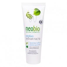 Зубная паста без фтора с шалфеем и розмарином NeoBio, 75 мл
