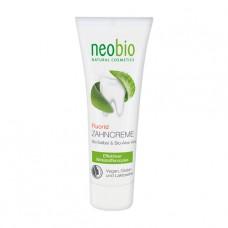 Зубная паста натуральная со фтором NeoBio, 75 мл